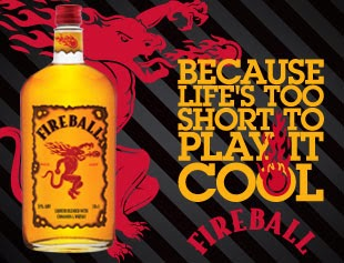 Fireball Whiskey Here Comes The Money